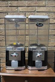 Three Vintage Peanut Vending Machines Of Butler Slot