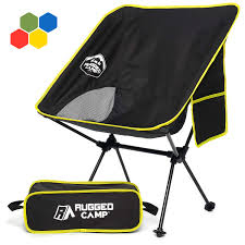 Rugged Camp Portable Folding Chair - Perfect For Camping, Beach, Sporting  Events, Festivals - Camp Accessory And Outdoor Folding Chair Trademark Innovations 135 Ft Black Portable 8seater Folding Team Sports Sideline Bench Attached Cooler Chair With Side Table And Accessory Bag The Best Camping Chairs Travel Leisure 4seater Get 50 Off On Sport Brella Recliner Only At Top 10 Beach In 2019 Reviews Buyers Details About Mmark Directors Padded Steel Frame Red Lweight Versalite Ultralight Compact For Wellington Event