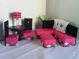 Barbie Living Room Furniture Diy by 47 Best Furniture For Dolls Images On Pinterest Dolls