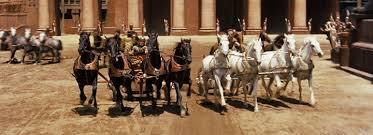 Chariot Race Ben Hur