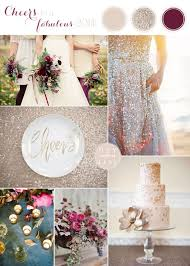 Cheers to 2014 – Champagne Wedding Inspiration