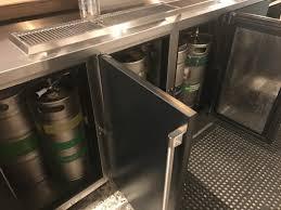 Perlick Beer Tap Tower by Perlick 12 Tap Kegerator