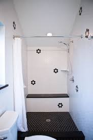 dormer shower design vintage bathroom zinnecker design