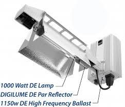 de 1000w 240v high frequency ballast par reflector de hps l kit