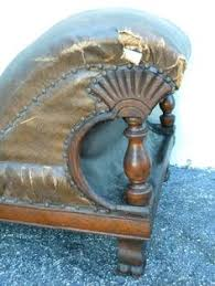 Ebay Chaise by Gorgeous Victorian Tiger Oak Daybed Lounge Fainting Couch Sofa