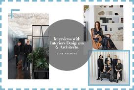 100 Architect And Interior Designer Yellowtrace Interviews With S S 2018