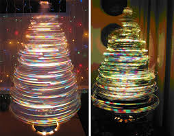 Artifical Fiber Optic Christmas Trees