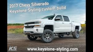 2017 Chevy Silverado Customized By Keystone Styling |