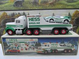 100 Hess Truck Toy 1991 And Racer On Sale 3300 USD Aj Collectibles More
