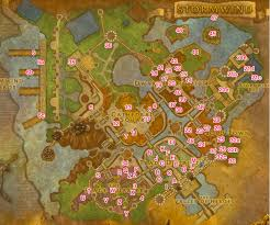 Wow Brackwell Pumpkin Patch Location by Image Gallery Stormwind Map