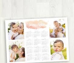 calendrier de bureau personnalisé calendrier photo 2018 calendrier personnalisé