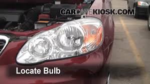 headlight change 2003 2008 toyota corolla 2007 toyota corolla ce