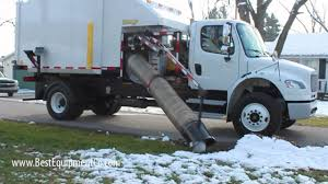100 Vacuum Trucks XTreme Vac Truck Mount Leaf Collection YouTube