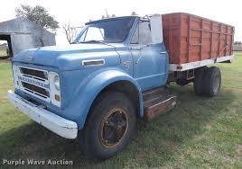 1967 Chevrolet 60 Grain Truck | Item DF2780 | SOLD! October ...
