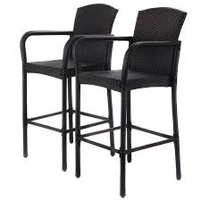 2 Pcs Rattan Bar Stool Set High Chairs | Household Appliances ... Chair Overstock Patio Fniture Adirondack High Chairs With Table Grand Terrace Sling Swivel Rocker Lounge Trends Details About 2pcs Rattan Bar Stool Ding Counter Portable Garden Outdoor Rocking Lovely Back Quality Cast Alinum Oval And Buy Tables Chairsding Chairsgarden Outside Top 2 Pcs Set Household Appliances Cool Full Size Bar Stools