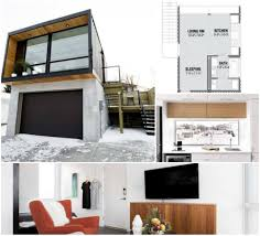 100 Shipping Container Studio This Home Made An Affordable Efficient