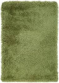benuta shaggy hochflor teppich grün 160x230 cm langflor teppich für schlafzimmer und wohnzimmer