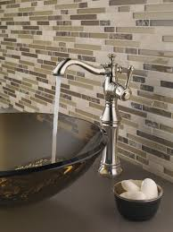faucet com 797lf pn in brilliance polished nickel by delta