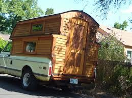 100 Homemade Truck Campers Home Built Camper Plans Slide In Ovalasallistacom