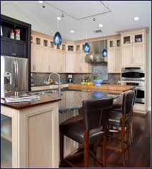 blue brighten up colors kitchen light fixtures advice for your