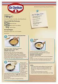dr oetker käse streusel kuchen 6er pack 6 x 730 g