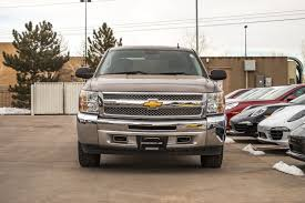 2012 Chevrolet Silverado 1500 LT For Sale In Colorado Springs, CO ...