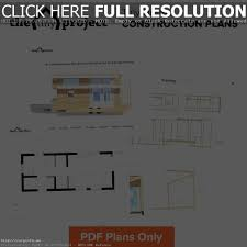 12x20 Shed Plans Pdf by Tiny House Plans 12 X 20 Floor Plan Anchor B Luxihome