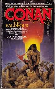 Full Conan The Barbarian Book Series