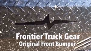 Frontier Truck Gear/ A Day On The Ranch - YouTube Frontier Truck Gear 1410007 Hd Headache Rack 210004 Grill Guard Black 7111004 Xtreme Series Grille 406005 Replacement Front Bumper Amazoncom 6211005 Wheel To Step Bars 44010 Auto 2211006 Ebay 3299005 Full Width A Day On The Ranch Youtube 7311006 Parts 6203009
