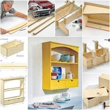 How To Make Kitchen Shelves Step By DIY Tutorial Instructions