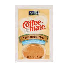 Coffee Mate Original Lite Powdered Creamer 3 G Packets