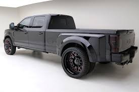 100 All Black Truck Sharp Looking F350 Super Duty Dually Ing S
