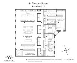 100 Homes For Sale In Soho Ny 84 Mercer Street Apt4E NY 10012 WARBURGSALES