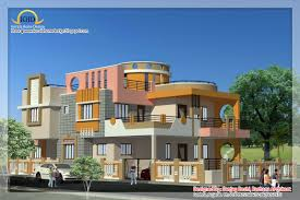 Stunning Indian Home Designs With Elevations Contemporary ... Floor Front Elevation Also Elevations Of Residential Buildings In Home Balcony Design India Aloinfo Aloinfo Beautiful Indian House Kerala Myfavoriteadachecom Style Decor Building Elevation Design Multi Storey Best Home Pool New Ideas With For Ground Styles Best Designs Plans Models Adorable Homes