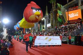 Mr Jingles Christmas Trees Westwood by Hollywood Hotel Hollywood Christmas Parade Official Photo 1 Jpg