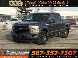 100 Ford 4x4 Truck PreOwned 2016 F150 XLT Leather Seats Navi Panoramic