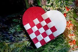 Valentine Papercrafts DIY Hearts