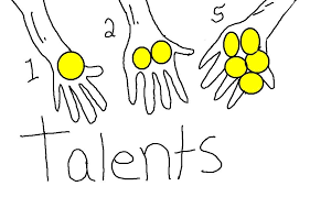 Parable Of The Talents Clipart 64