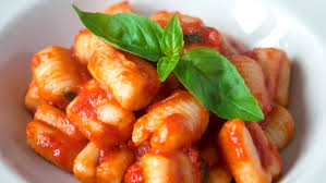 Pumpkin Gnocchi Recipe by Gnocchi With Tomato Sauce The Vegan Corner
