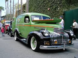 100 Panel Trucks 1946 Chevrolet HalfTon Truck Steve Sexton Flickr