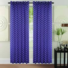 White Sheer Voile Curtains by Kashi White Polka Dot Sheer Voile Curtain Panel Drapes Purple Lime