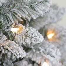 Winter Wonderland 65 Pine With White Lights