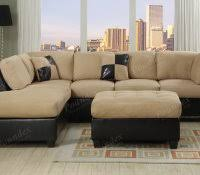 Chocolate Corduroy Sectional Sofa by Large Sectional Sofas Couch With Recliner Couches Big Lots Brown