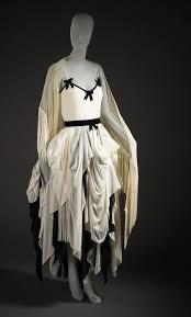 Dress And Shawl Dolce Gabbana Autumn Winter 1993 94 Italian