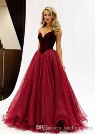 Discount 2017 New Wine Red Vintage Wedding Dresses Sweetheat Simple Velet Organza Non White Colorful Bridal Gowns With Color Modified A Line Dress