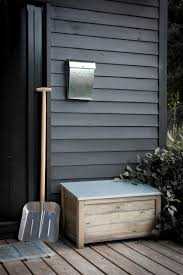 Keter Woodland Storage Box by Live In Snow Country Keep Your Porch Organized This Winter With A