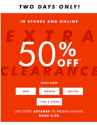 Banana Republic Factory: Mens And Womens EXTRA 50% Clearance ... Athleta Promo Codes November 2019 Findercom 50 Off Bana Republic And 40 Br Factory With Email Code Sport Chek Coupon April Current Thrive Market Expired Egifter 110 In Home Depot Egiftcards For 100 Republic Outlet Canada Pregnancy Test 60 Sale Items Minimal Exclusions At Canada To Save More Gap Uae Promo Code Up Off Coupon Codes Discount Va Marine Science Museum Coupons Blooming Bulb Catch Of The Day Free Shipping 2018 How 30 Off Coupons Money Saver 70