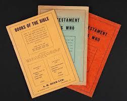 EmBooks Of The Bible New Testament Whos Who Old