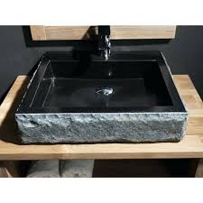 vasque vasque a poser naturelle meuble