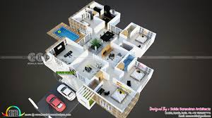 3d House Plan + Elevation | Kerala Home Design | Bloglovin' 3d Floor Plan Design Brilliant Home Ideas House Plans Designs Nikura Plan Maker Your 3d House With Cedar Architect For Apartment And Small Nice Room Three Bedroom Apartment Architecture 25 More 3 Simple Lrg 27ad6854f Project 140625074203 53aa1adb2b7d0 Jpg Floor By 3dfloorplan On Deviantart Download Best Stesyllabus Stylish D Android Apps Google Play
